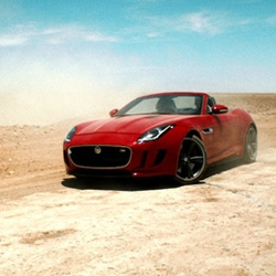Desire is a short film featuring the Jaguar F-Type by Ridley Scott Associates starring Damian Lewis. Check out the making of series here too.