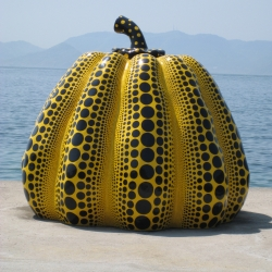 Yayoi Kusama's 'Pumpkin'