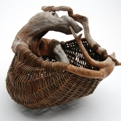 Take a look at these baskets by Joe Hogan which take a time-honored traditional craft and combine it beautifully with artistic expression.