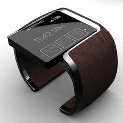 Samsung 'PROXIMA' concept wearable phone by Johan Loekito.