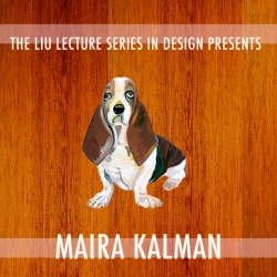 Incredible illustrator and storyteller, Maira Kalman, is giving a free and open-to-the-public talk at Stanford University on November 3rd!