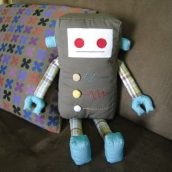 Kauzbots raise money for worthy causes. Meet Kalvin the leader of the Kauzbot Krew.
