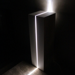 Idol lamp by Peter Toronyi and Eliza Mikus