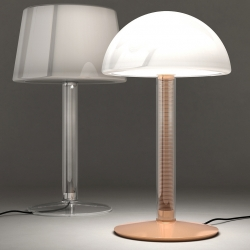 A concentrate of technological study and skillful design: Flos's Volt, created by Rodolfo Dordoni.