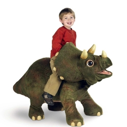 possibly the coolest toy ever? KOTA the triceratops is animatronic and roars...makes me wish i was 5 and lived in america...