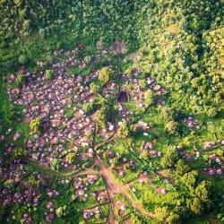 Aerial Photographs of Africa by Joel Krahn