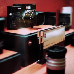We visit the Leica Store in Marseille...