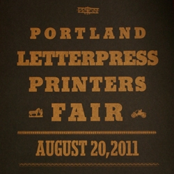 An annual fair featuring local Letterpress printers and book artists, suppliers of letterpress equipment and type, ephemera, rarities, broadsides, cards and more!