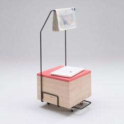 'Maisonette' the portable home by Simone Simoncelli.