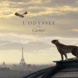 L'Odyssée de Cartier directed by Bruno Aveillan.