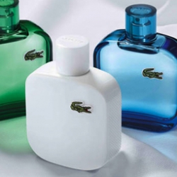 Lacoste's new fragrance - It's great to see the brand celebrating what makes them great.