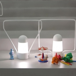 Lanterna Lamp, the new lamps collection designed by Bevk Perovic Arhitekti for Vertigo Bird.