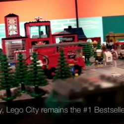 GIZMODO has an exclusive video of Lego's secret vault. It contains nearly every lego set ever made. Mint in box madness!!!