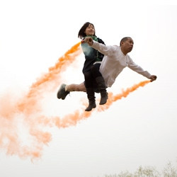 Beautiful imagery by artist Li Wei.