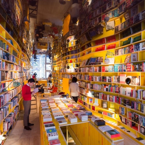 Libreria, a new book shop, printing press, and interdisciplinary community space, will open at 65 Hanbury Street, London, Feb 25, 2016.  From Rohan Silva and Sam Aldenton, the founders of Second Home.