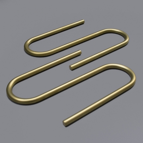 Solid brass Lift Trivet by fruitsuper design. Made in the USA