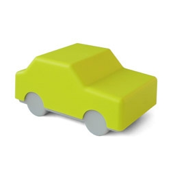 Lunchbox Car. Drive it across the table and take a pitstop to have a sandwich. Without playing with your food of course..designed by Ramon Middelkoop and Chris Koens for Invotis Orange.