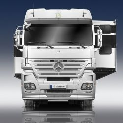A-Cero's Mercedes Benz luxury caravan is complete home on wheels