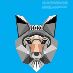 Animals loose in NYC. Infographic/illustration by Thomas Wilder from MGMT. design