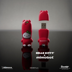 so excited about sanrio teaming up w/mimoco to release usb drives for hello kitty's 35th anniversary!