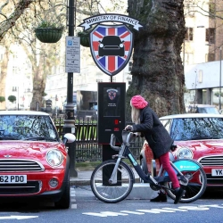 MINI car hire scheme launches in London offering motors for just 26p an hour.