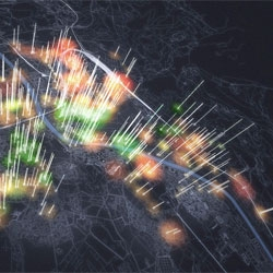 Place Pulse, a website that allows anyone to quickly run a perception study and visualize the results in powerful ways. From the Macro Connections group at MIT.
