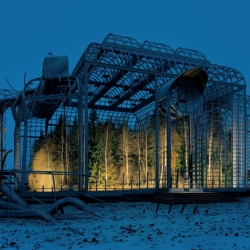 Climate Capsules: Means of Surviving Disaster - More than twenty-five mobile, temporary and urban capsules intended to make human life possible independently of the surrounding climatic conditions.