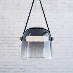 Pendant light  & floor light MONA by Brokis x Lucie KOLDOVA