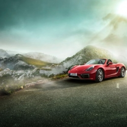 Markus Wendler was hired by Porsche to shoot this sexy new Boxster GTS campaign in Spain and Portugal.
