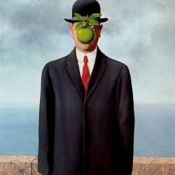 "August 15th marked the 41st anniversary of Belgian Surrealist painter Rene Magritte's death.The animated short film ""This Is Not a Film""  references over 40 of the surrealist master's paintings."