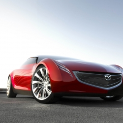 Mazda's newest concept, The Ryuga, cool pics. @