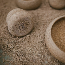 Cork 101 - how cork is made, the benefits of cork, and line of cork goods by designer Melanie Abrantes.
