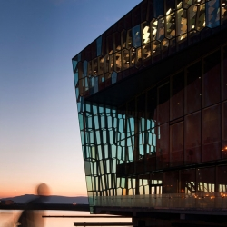 Harpa, the Reykjavik Concert Hall and Conference Centre in Iceland, is the winner of the 2013 European Union Prize for Contemporary Architecture - Mies van der Rohe Award.
