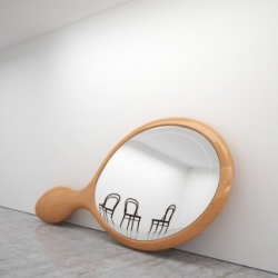 On the occasion of Salone del Mobile 2011, Dilmos will present a new mirror collection by Ron Gilad.