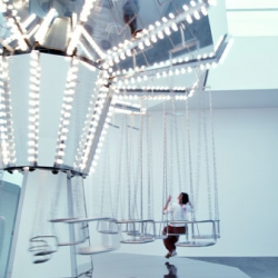 Knstrct.com spotlights designer Carsten Holler. A scientist who expresses his work through art.