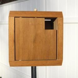 Handmade one of a kind birdhouses and feeders. Original, eco-friendly, affordable.