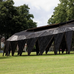 'The Black Cloud' by Heather and Ivan Morison