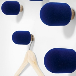 French design label Moustache offers a preview of its new collection, to be launched next week in Milan. Novelties include work by Lausanne- and Brussels-based studio Big Game and French designers Inga Sempé and Matali Crasset.
