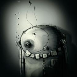 MrGo's deliciously dark illustrations at clickforart.com