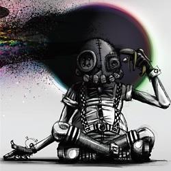 Cool new work from UK artist MrGo