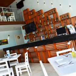 Muelle Kay is a new seafood restaurant, located in the city of Merida, Yucatan in southeastern Mexico.