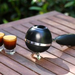 MyPressi Portable Espresso....designed by the guys @ Elemental 8 in San Jose, Ca!  Well done E8, great design and product characteristics! [see also #21118]