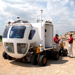 NASA's highlights of the 2010 Desert Research and Technology Studies tests.