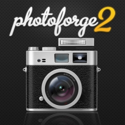 Photoforge 2 - The second iteration of the best photo editing app for the iPhone and soon to be iPad. Every utility you could ever need to edit your photos on the fly.