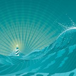 New 'Wild' artwork by Ben the Illustrator for literary magazine Popshot.