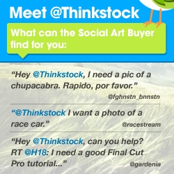 Image searching sucks. @Thinkstock will do it for you. Give 'em a shout.