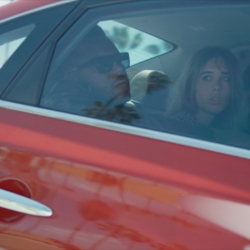 "NONONO ""Hungry Eyes"" - An acoustic performance in the back of a Nissan Sentra by Swedish electro-pop trio NONONO as part of Nissan's ongoing Off The Stage music series."