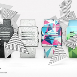 Nooka summer collection. Fresh new colors and designs. Im getting one of these for sure.