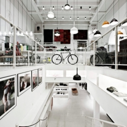 The Normann Copenhagen was today awarded the Denmark global innovation award (gia) for 'most innovative store' for its 1,700 m2 Flagship Store at Østerbro in Copenhagen...