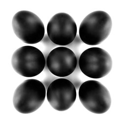 New product from Normann Copenhagen. Black is still the new Black, but what is it?